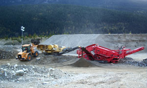 LB Chapman Construction Vernon, BC Contracting Heavy Duty Equipment