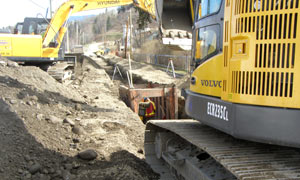 LB Chapman Construction Vernon, BC Contracting Projects