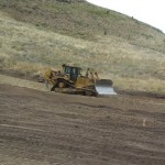 LB Chapman Construction Bull Dozer