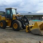 LB Chapman Construction Loader