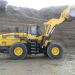 LB Chapman Construction - Loader