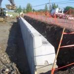 Hwy 97 Pedestrian Underpass, Quesnel BC - LB Chapman Construction