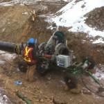 Marysville Watermain Upgrade, Kimberley BC - LB Chapman Construction